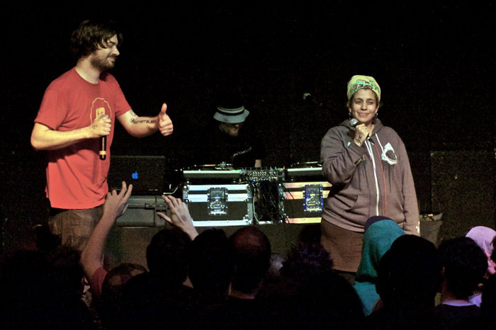 The Agit Reader • What's the Rumpus? Aesop Rock and Kimya