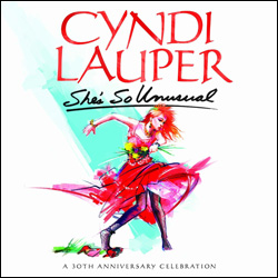 Cyndi Lauper, She's So Unusual: A 30th Anniversary Celebration