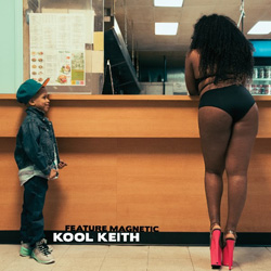 Kool Keith, Feature Magnetic